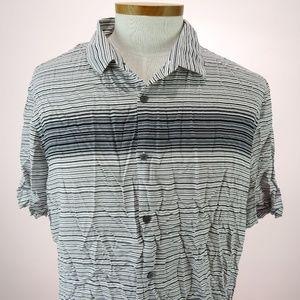 Alfani Men's Short Sleeve Polo Shirt XXL NWOT